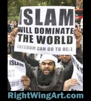 MUSLIMS WILL DOMINATE WORLD
