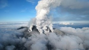VOLCANIC ERUPTION - MOUNT ONTAKE 4