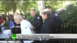 90 YEAR OLD ARRESTED