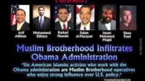 MUSLIM BROTHERHOOD IN WHITE HOUSE