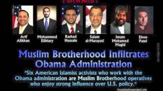MUSLIM BROTHERHOOD IN WHITE HOUSE