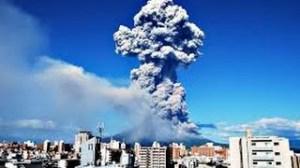 MOUNT SHINDAKE ERUPTION