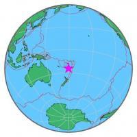 FIJI ISLANDS - SOUTH OF 4