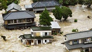 JAPAN FLOOD 2015