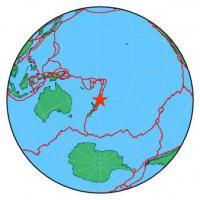 KERMADEC ISLANDS - SOUTH OF 5