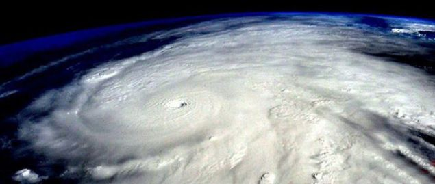HURRICANE PATRICIA - SCOTT KELLY-NASA