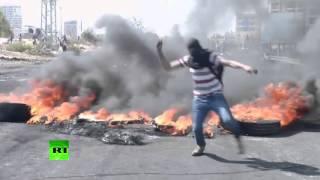 JERUSALEM UNDER ATTACK