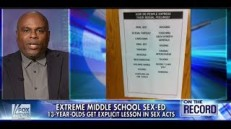 FOX NEWS - SEX ED