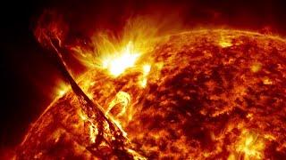 SOLAR FLARES - YOUTUBE