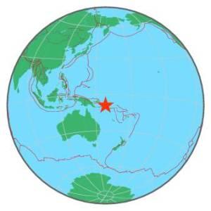 SOLOMON ISLANDS - 11-18-15