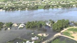 MISSOURI FLOODING 2011