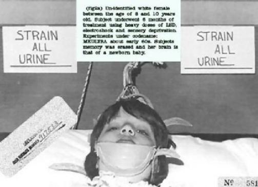 CHILD EXPERIMENT