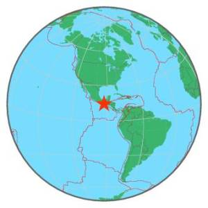 MEXICO - OFFSHORE CHIAPAS 4-25-16