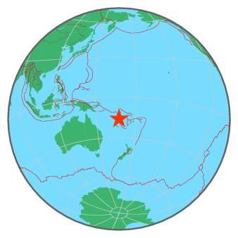 60 Major Earthquake Hits 32 km SW of Lakatoro Vanuatu Bible Prophecy