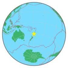 NEW ZEALAND - KERMADEC ISLANDS 5-30-16