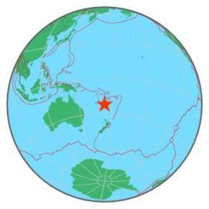 SOUTHEAST OF LOYALTY ISLANDS 5-16-16