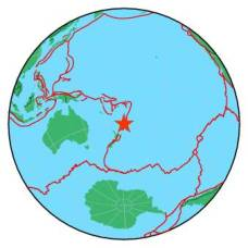 NEW ZEALAND - KERMADEC ISLANDS 6-6-16