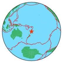 KERMADEC ISLANDS REGION 7-13-16