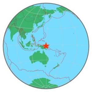 PAPUA NEW GUINEA - ADMIRALTY ISLANDS REGION 7-25-16