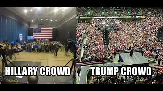 CLINTON-TRUMP RALLIES