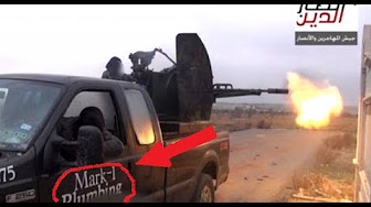 ISIS WITH TEXAS TRUCK