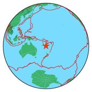 LOYALTY ISLANDS - SOUTHEAST OF 8-12-16