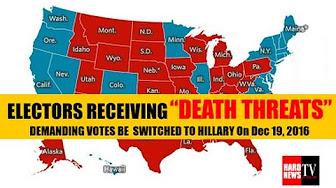 death-threats
