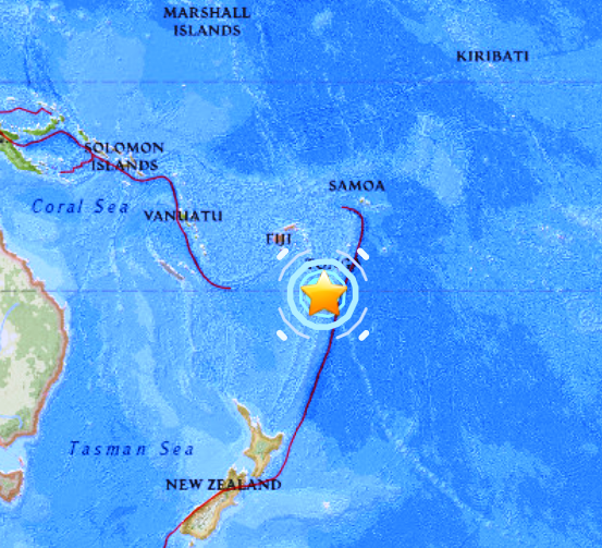 FIJI ISLANDS - 9-26-17