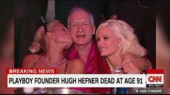 HUGH HEFNER DEAD