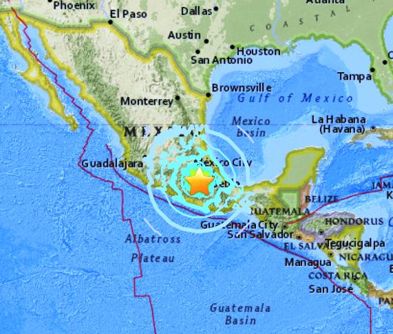 MEXICO - 9-19-17