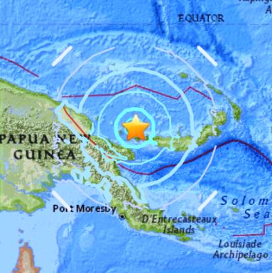 PAPUA NEW GUINEA - 9-20-17