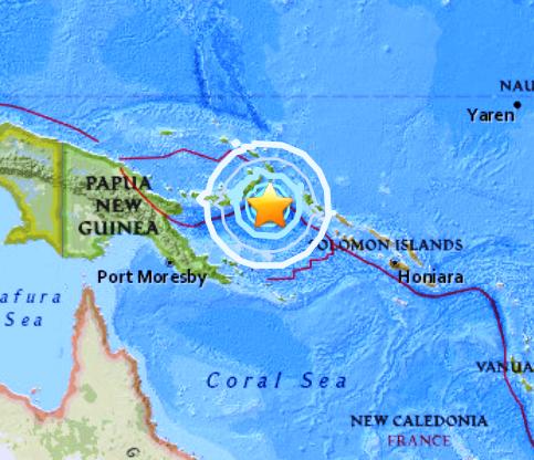 PAPUA NEW GUINEA - 9-25-17