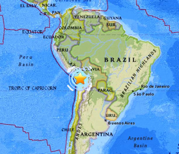 CHILE - 10-10-17