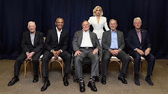 GAGA AND PRESIDENTS