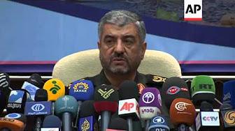 IRAN GENERAL THREATENS ISRAEL