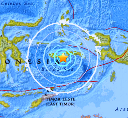 INDONESIA - 10-31-17
