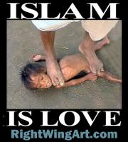 MUSLIM CHILD TORTURE
