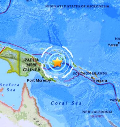 PAPUA NEW GUINEA - 12-29-17