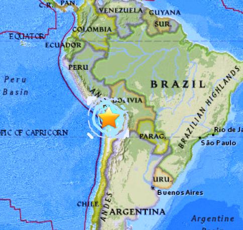 CHILE - 1-21-18