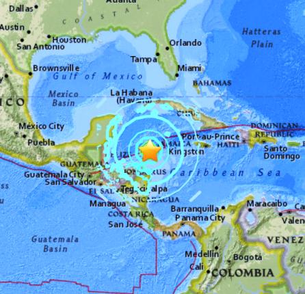 HONDURAS - 1-9-18