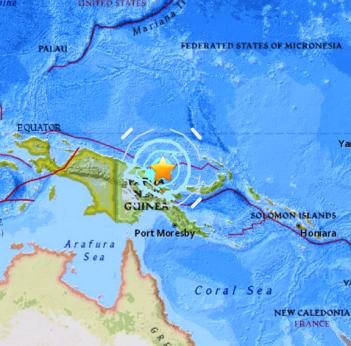 PAPUA NEW GUINEA - 1-26-18