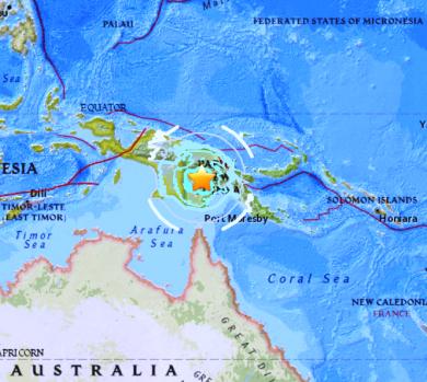 PAPUA NEW GUINEA - 3-4-18
