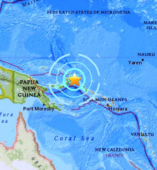 PAPUA NEW GUINEA - 3-8-18