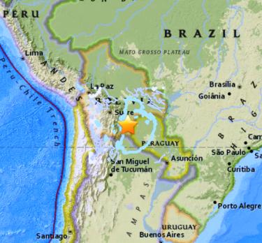 BOLIVIA - 4-2-18