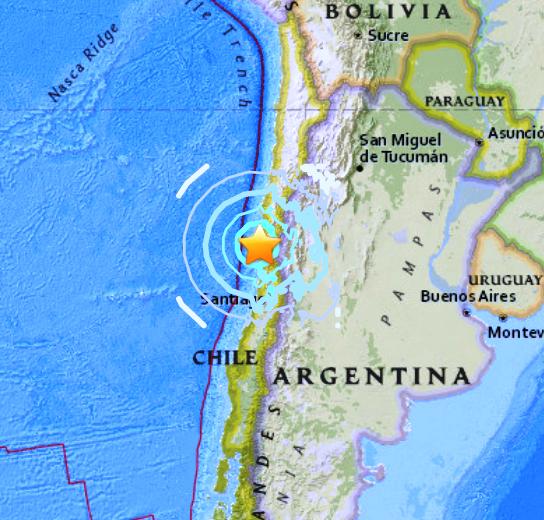 CHILE - 4-10-18