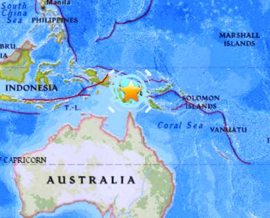 PAPUA NEW GUINEA - 4-7-18