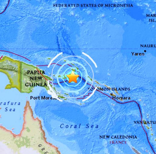 PAPUA NEW GUINEA - 5-9-18
