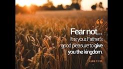 FEAR HAS TORMENT