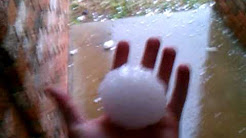 GIANT HAIL TEXAS