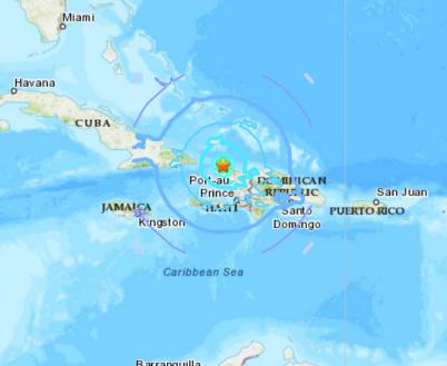 HAITI - 10-7-18